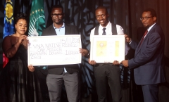 Development Bank of Namibia 2018 Good Business Awards